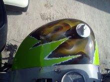 Moto Triciclo Calaveras 04